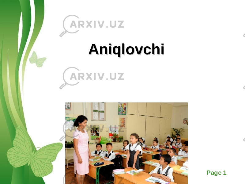 Free Powerpoint Templates Page 1AniqloAniqlo vv chichi